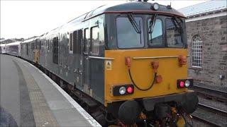Caledonian Sleeper Inverness to London Euston   21/04/16