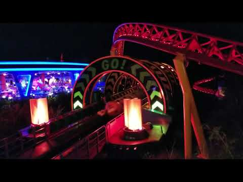 Slinky Dog Dash Off-ride Day/Night