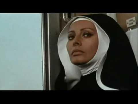 DIE SÜNDE mit Adriano Celentano & Sophia Loren 1972
