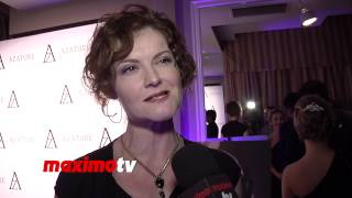 "Rebecca Wisocky on her Character ""Devious Maids"" Season Two"
