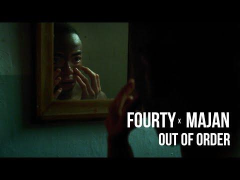 FOURTY x MAJAN - OUT OF ORDER (prod by. Kilian & Jo)