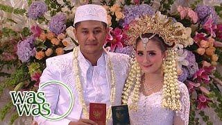 Ryana Dea Dan Puadin Redi Resmi Menikah - WasWas 17 Oktober 2016