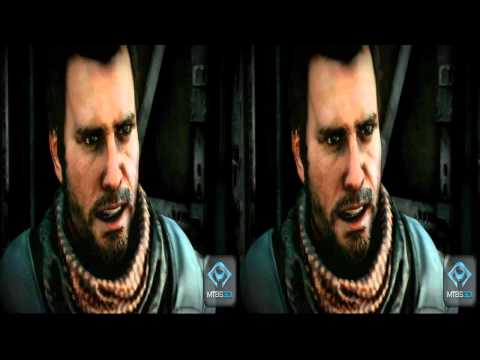 Killzone 3 Stereoscopic 3D Trailer