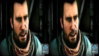 3d Game | Killzone 3 Stereoscopic 3D Trailer | Killzone 3 Stereoscopic 3D Trailer