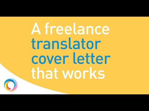 5 Simple Steps To Creating An Effective Translator Cover Letter