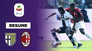 Résumé : L'AC Milan plombé par un coup franc de Bruno Alves !