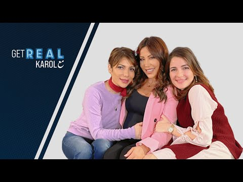 Get Real مع Karol - الحلقة 2 مع شام الذهبي ومفاجأة أصالة