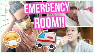 EMERGENCY ROOM!? Alisha Marie
