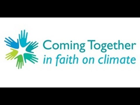 Thursday, September 24, 2015: Coming Together in Faith on Climate
