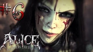 Alice: Madness Returns - Craziest Fight - SO MANY MOBS! - Episode 6!