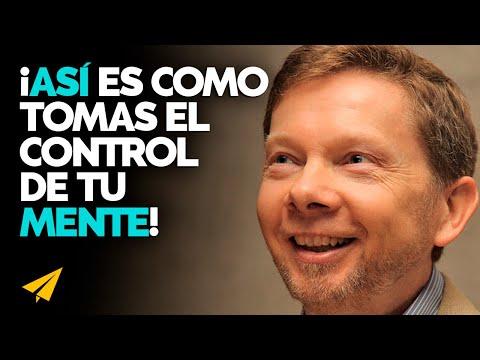 No Dejes que el FUTURO Controle tu Mente | Eckhart Tolle en Español: 10 Reglas para el éxito