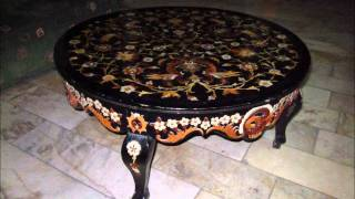 Wood Chair Table.wmv