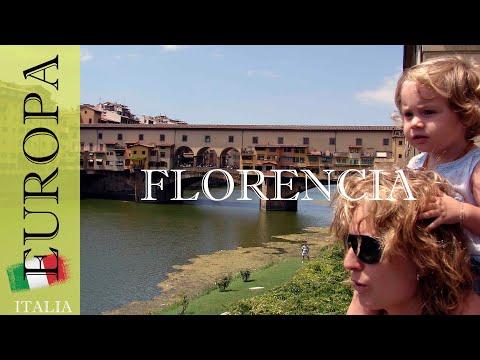 Florencia la capital de la Toscana | Italia #1