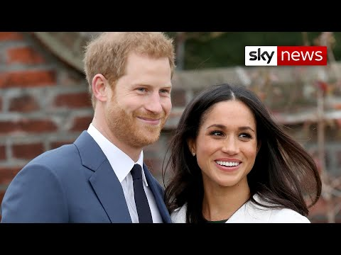 Harry and Meghan lose Buckingham office