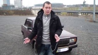 видео ваз 2107 2011 года