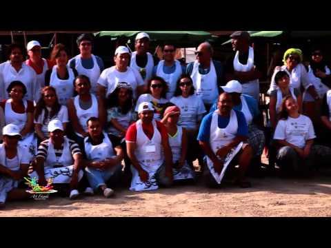 AL ASMAKH INTERNATIONAL SYMPOSIUM OF ART 2014 FILM