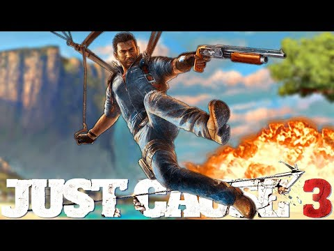 JUST CAUSE 3 ULTIMATE FINAL VIDEO
