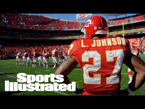 Former NFL RB Larry Johnson: I Believe I Have CTE | SI Wire | Sports Illustrated