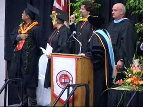2010 Ventura College Graduation Ceremony