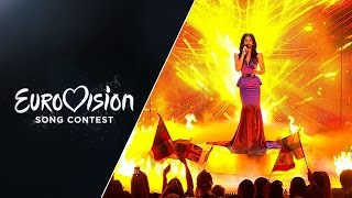 Conchita Wurst - Rise Like A Phoenix (LIVE) Eurovision Song Contest
