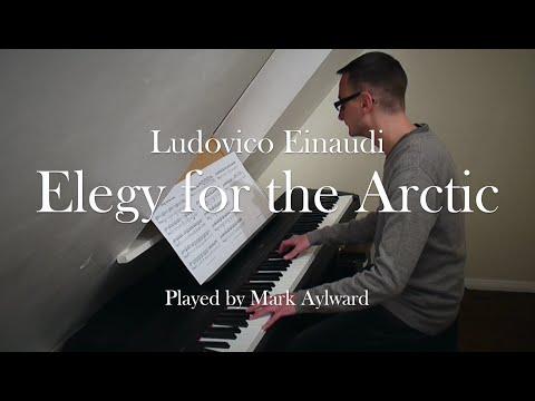 Ludovico Einaudi - Elegy for the Arctic (Piano Cover + Sheet Music) mp3