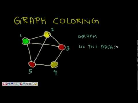 constraint programming graph coloring pages - photo#42