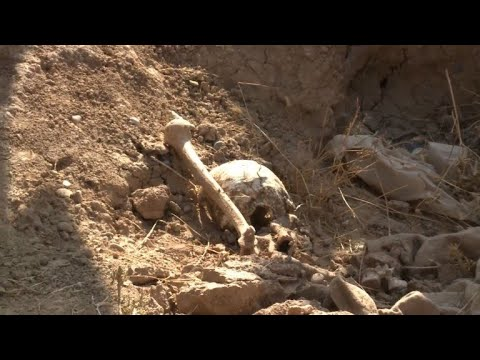 Mass graves holding '400 IS victims' found in Iraq