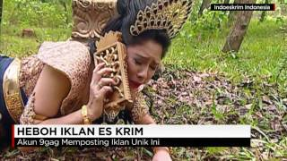 Video Viral! Heboh Iklan Es Krim download MP3, 3GP, MP4, WEBM, AVI, FLV Januari 2018
