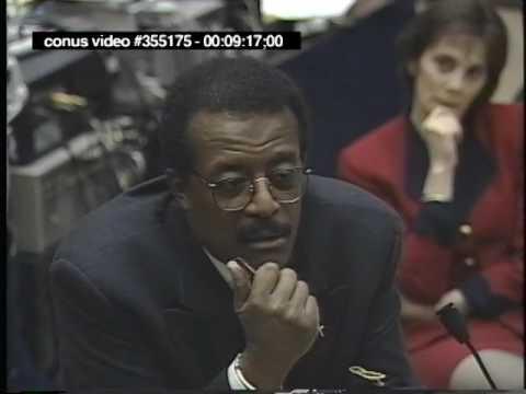 OJ Simpson Trial - September 27th, 1995 - Part 3