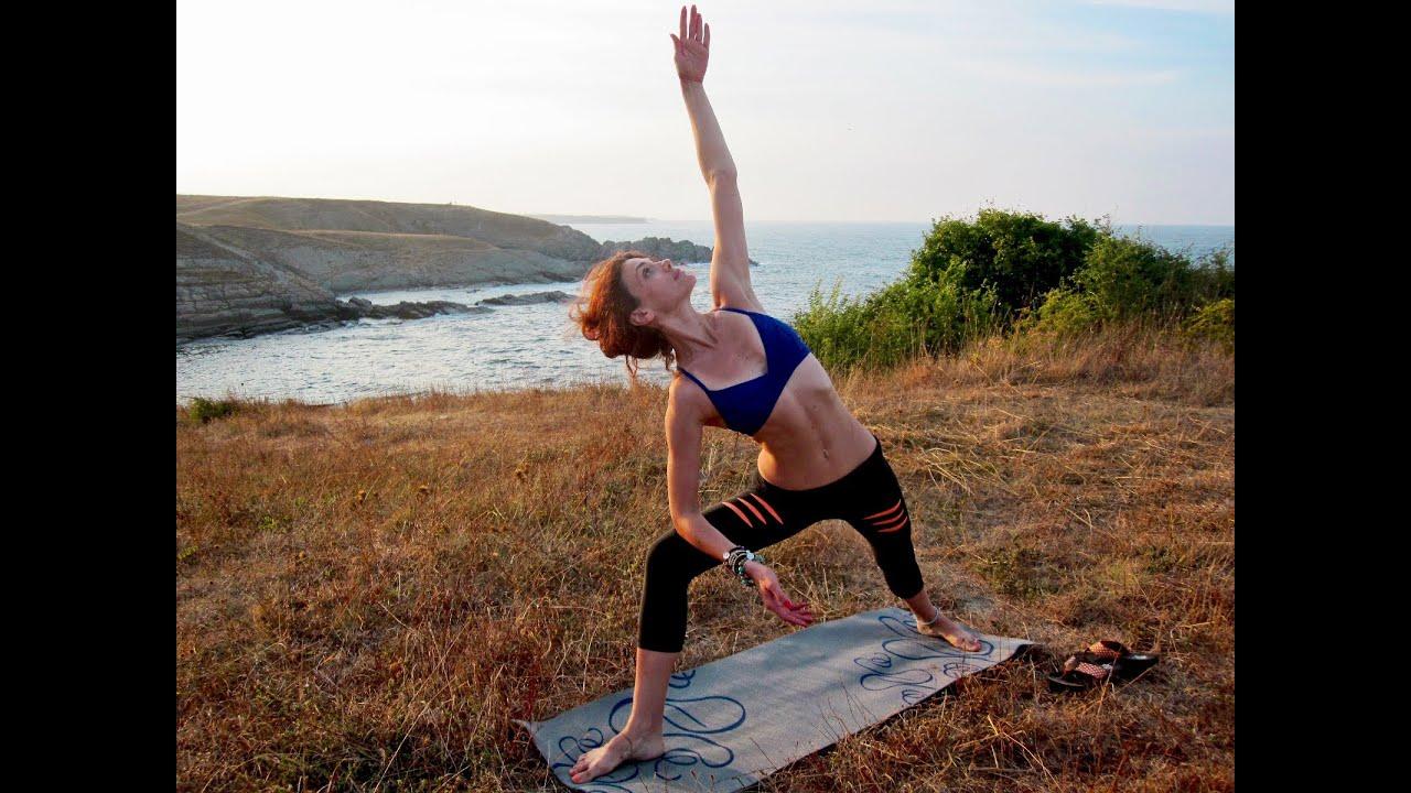 Ak49 Beginners Level 1 Vinyasa Yoga Class Weight Loss