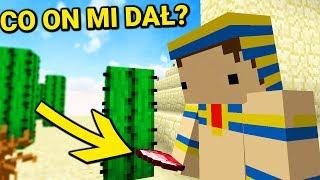 Minecraft 1.12: PREZENT OD FARAONA!