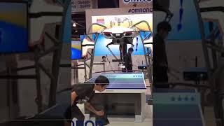 Robo jogador de Ping Pong