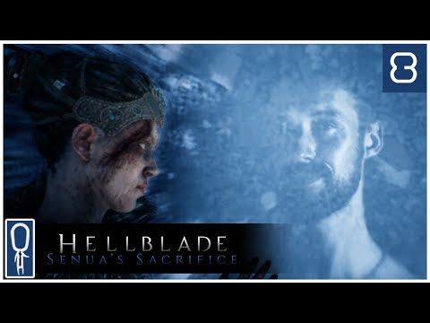 A GIFT FROM THE GODS - HELLBLADE: SENUA'S SACRIFICE  Gameplay Part 8 - Let's Play