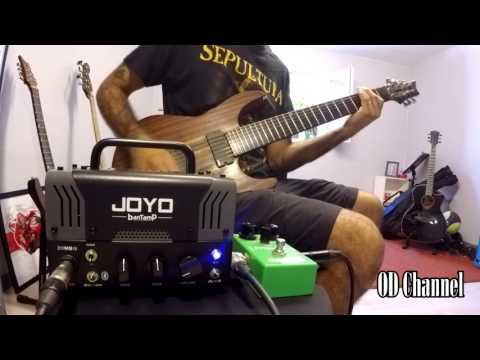 JOYO Amp Bantamp- ZOMBIE   Ultimate Metal - Heavy Metal Forum and