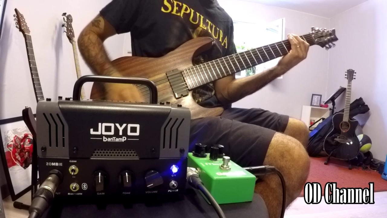 JOYO Amp Bantamp- ZOMBIE | Ultimate Metal - Heavy Metal Forum and