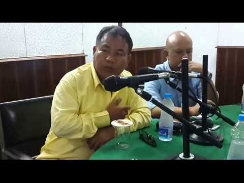 AIR Radio Talk on Smart City Pasighat