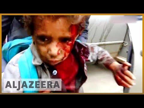 🇾🇪 Yemen: Dozens of civilians killed in school bus attack   Al Jazeera English