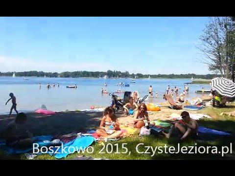 Boszkowo 2015 - jezioro Dominickie