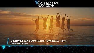 SoundLiner & Airdeep - Essence Of Happiness (Original Mix) [Music Video] [Emergent Shores]