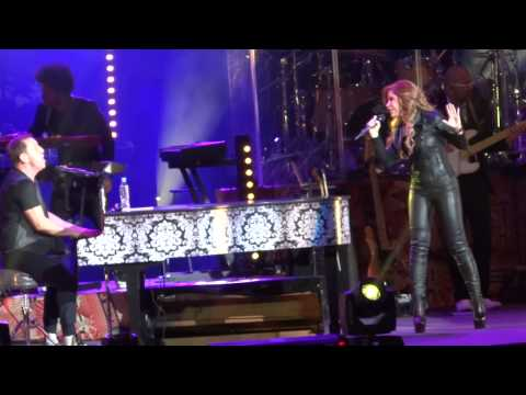 Franco de Vita ft. Gloria Trevi -Te pienso sin querer - Arena Ciudad de México (31 01 14)