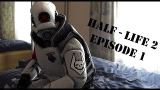 Half-life 2 Episode one прохождение часть 2