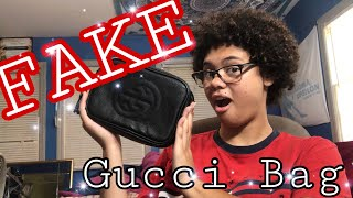 I Bought a FAKE Gucci Bag   iOffer Review