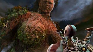 God of War 2 Ending - Kratos Teams Up With Titans vs Gods (4K HD 60fps)