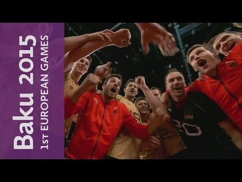 Day 16 | Games Review | Baku 2015 European Games