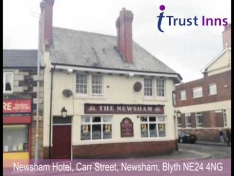 Newsham Hotel Carr Street Blyth Ne24 4ng