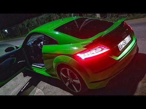 Audi TT RS за 6,2 млн НА ПОВСЕДНЕВ?