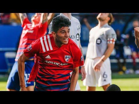 Ricardo Pepi Highlights | FC Dallas