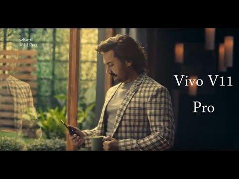 Vivo V11 Pro Ad In Amir Khan Vivo In Display Fingerprint