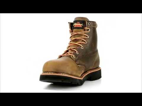 a01c728bccb Men's Thorogood 804-3366 Steel Toe Work Boot USA @ Steel-Toe-Shoes ...