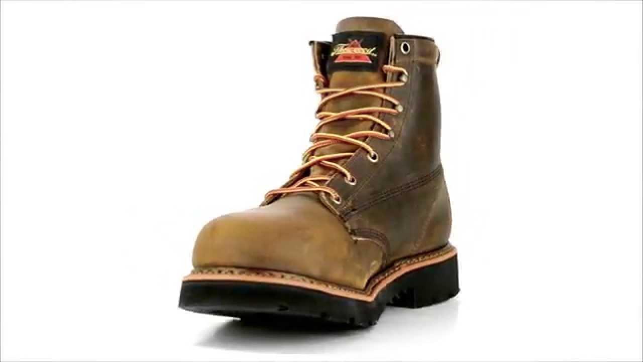 6b0a76c10f0 Men's Thorogood 804-3366 Steel Toe Work Boot USA @ Steel-Toe-Shoes.com